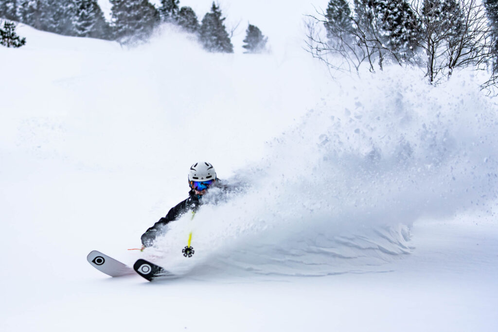Powder Wave