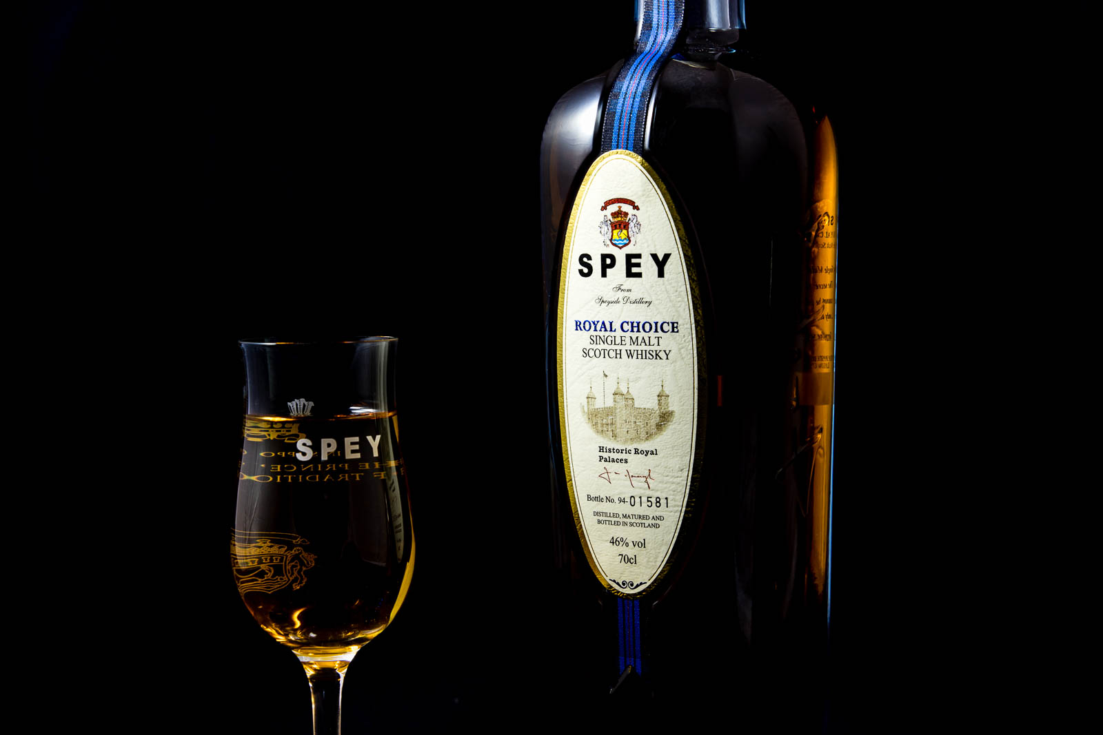 Spey Whisky Royal Choice